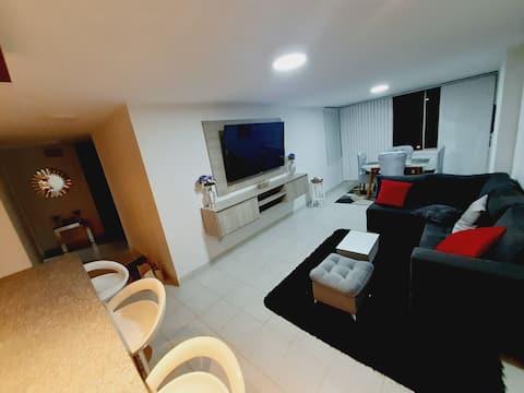 Hermoso Apartamento, con excelentes acabados, cercano a los Mejores sitios de Bucaramanga