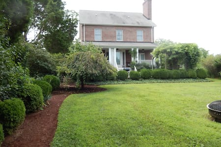 3 BR Hse. 45 mi.frm.Wash. DC,in VA's Horse Country - The Plains - Hus