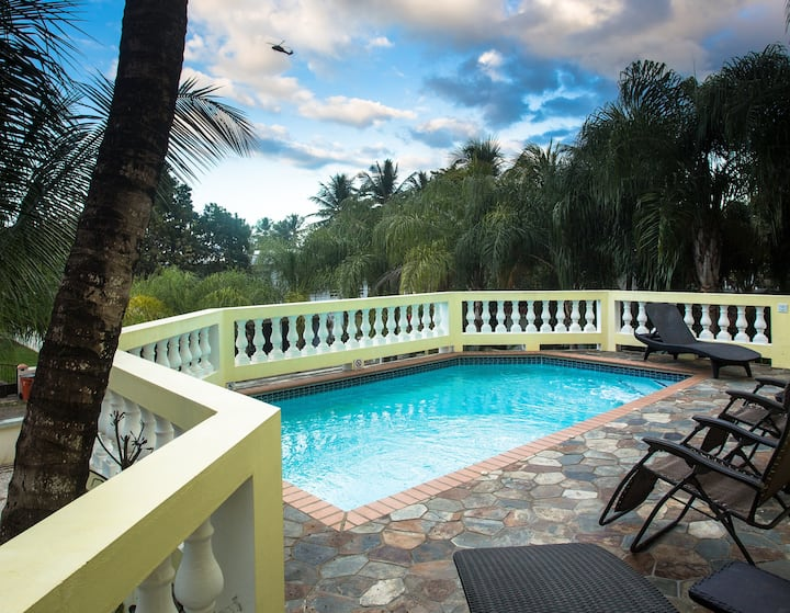Ocean View | 5 br House in Puntas | Close to beach