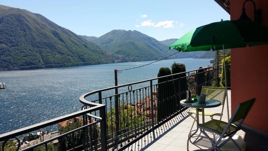 San Sisinnio Apartment Argegno