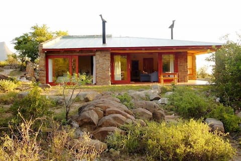 Shepherd's Tree Game Farm Cottage