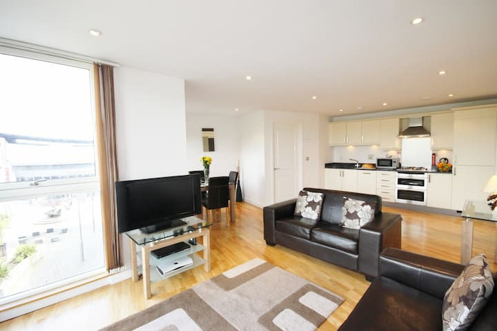 Executive 2 Bed Serviced Apart - Theatre District