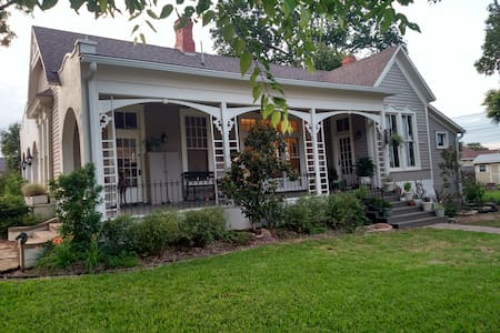 Mailander House, remodeled on Fixer Upper Season 1 - Waco - House
