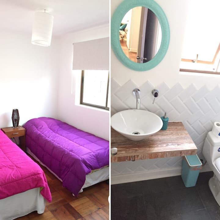 Cozy room/private bathroom includes coffee