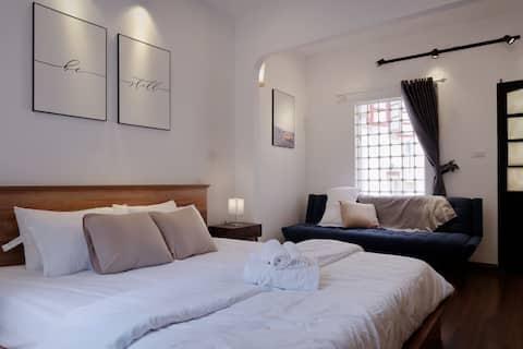 Lagom Homestay ✯ Maison privée de 3 étages ✯ Toit