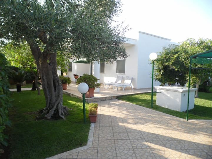 Villa Bel Giardino, 4 Schlafzi. ideal f. Familien