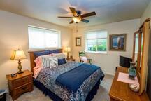 Bedroom 1 - Guests Choose which bedroom