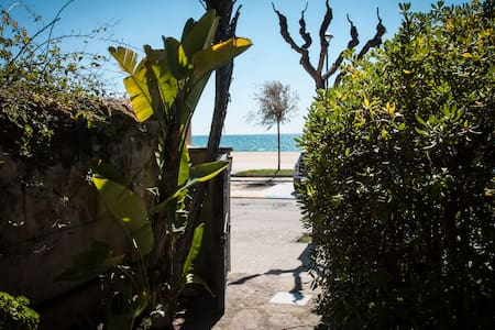 Green Hideaway at the Beach - Caldes d'Estrac - Appartamento