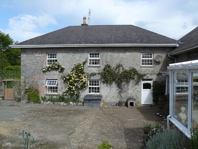 The Pond House at Saffron Hill - Doneraile