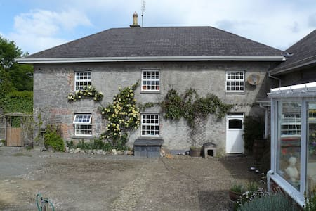 Cosy country house apartment at Saffron Hill - Doneraile