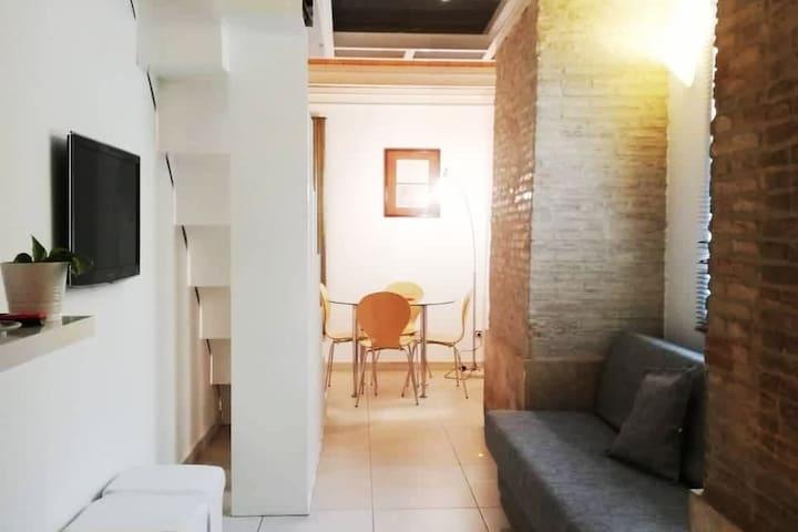 Casa da' Nevera_piccolo loft in centro
