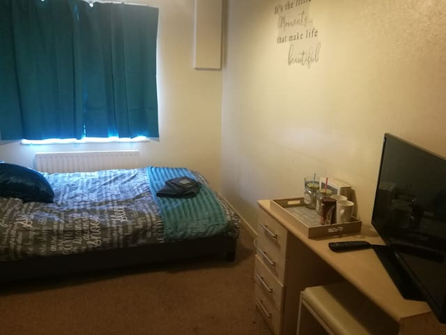 Lovely Double Room in Stretford/Old Trafford - Stretford - House