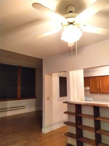 雪城大学学区豪华公寓一居室