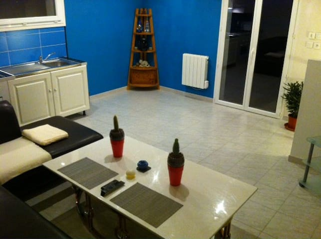 appartement tout confort - Sallenôves - Apartment