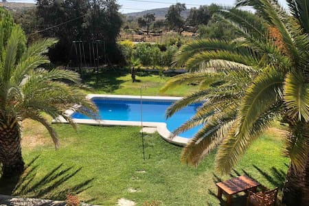 Lovely Beautiful house near Sevilla & private pool