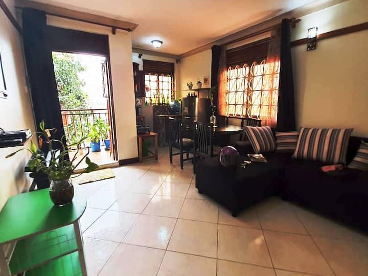 Affordable Urban Apartment