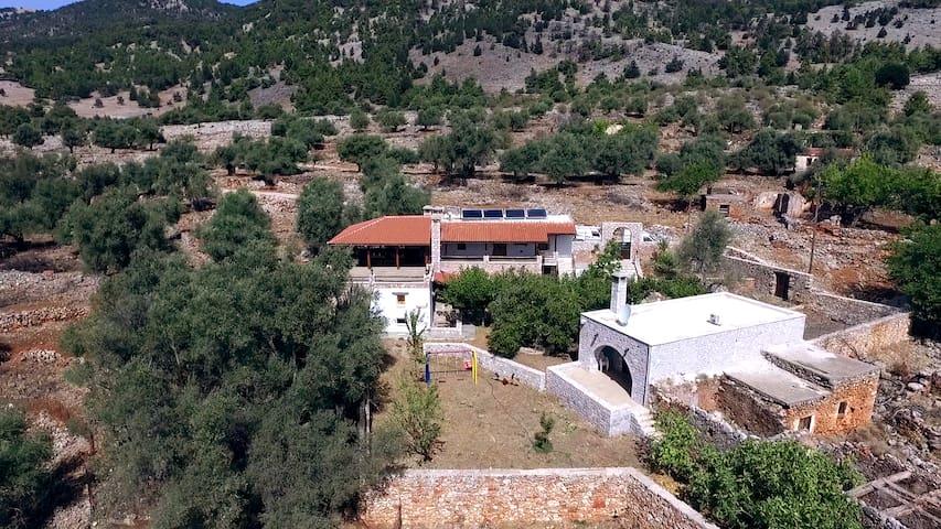 Aradena Traditional Houses 3