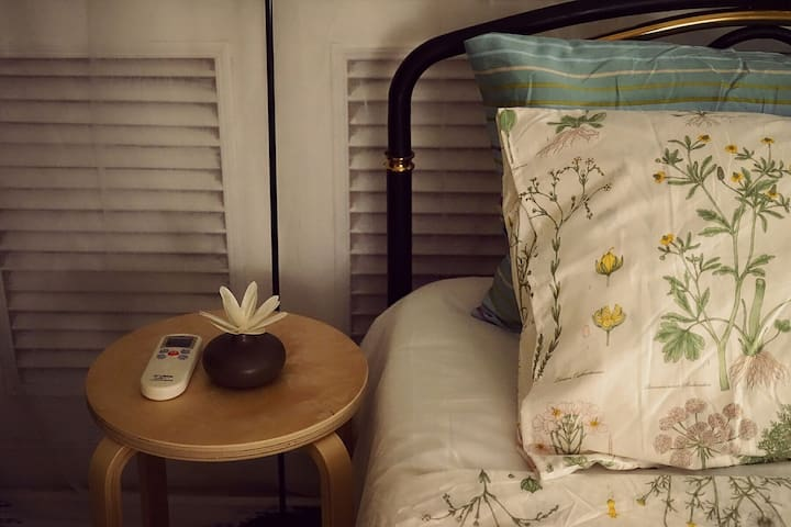 清新龙猫风格家居!紧邻颐和园北大清华人大,中关村创业大街旁的舒适房间 - Peking