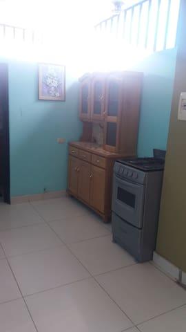 Alquilo Departamento 2d Amoblado en Pucallpa.