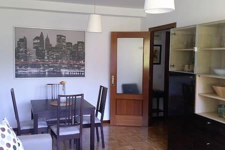 Beautiful apartment Oviedo free wifi and garage - 奧維耶多 - 公寓