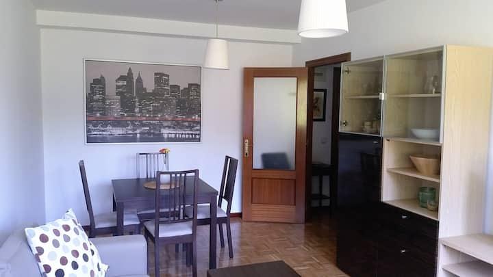 Fantástico apartamento Oviedo wifi y garaje gratis