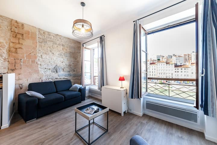 Brand new flat - Wonderful view - Old town
