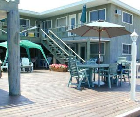 Seashore Condo Motel Unit 9 - Ocean Beach - Flat