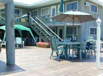 Seashore Condo Motel Unit 9 - Ocean Beach - Appartement