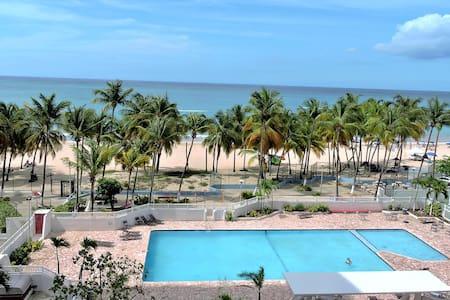 Your Oceanfront Dream Apartment Isla Verde Beach!! - Carolina