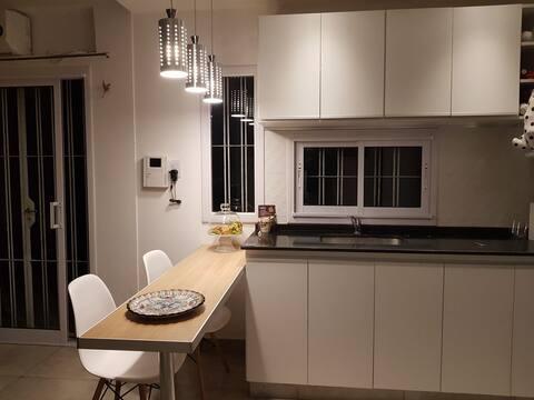 Casa cómoda y moderna