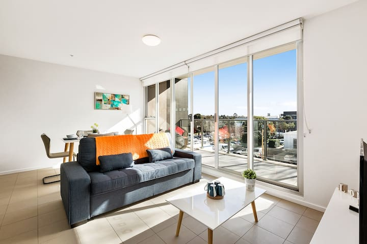 Poplar Sanctuary 101 (2B) - Box Hill - Apartamento