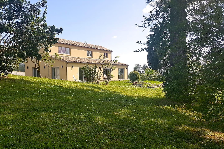 Un angolo di paradiso sulle colline di Rimini