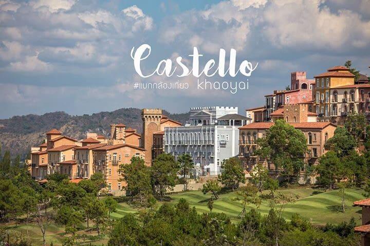 5 bedrooms/ private villa/ hill top - Pak Chong - Dům