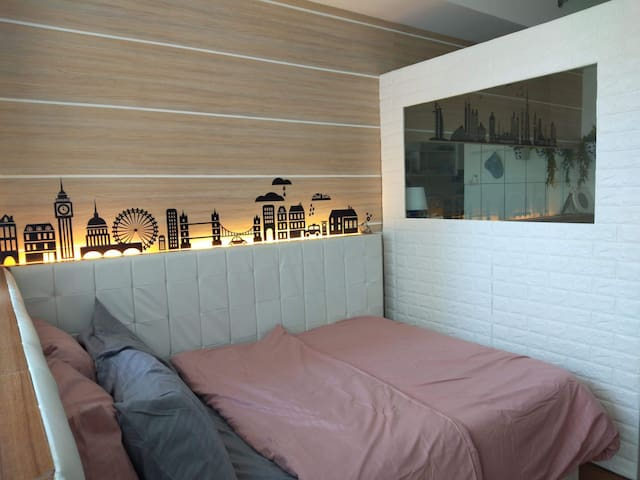 Charming 1 Bedroom in Grace Residences Taguig City