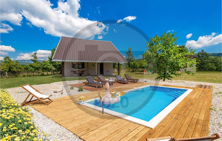 Holiday cottage with 3 bedrooms on 84m² in Rudopolje Bruvanjsko