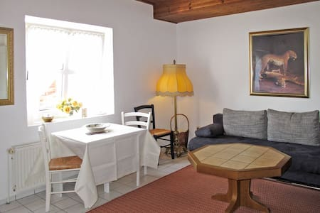 40 m² apartment Peerhuus in Friedrichskoog - Friedrichskoog - Daire