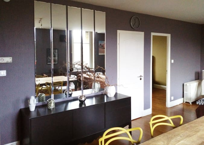 Appt. à 2 pas de la place Stanislas - Nancy - Apartamento