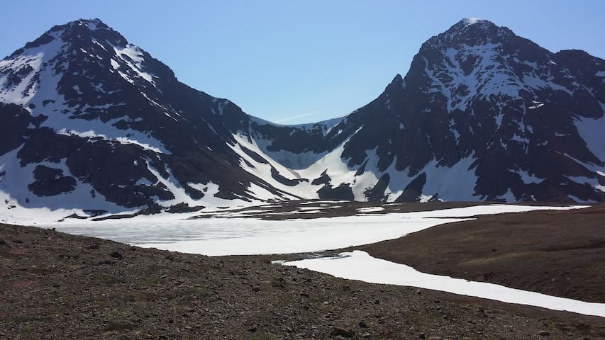 """One of our favorite hikes """"Rabbit Lakes"""""""