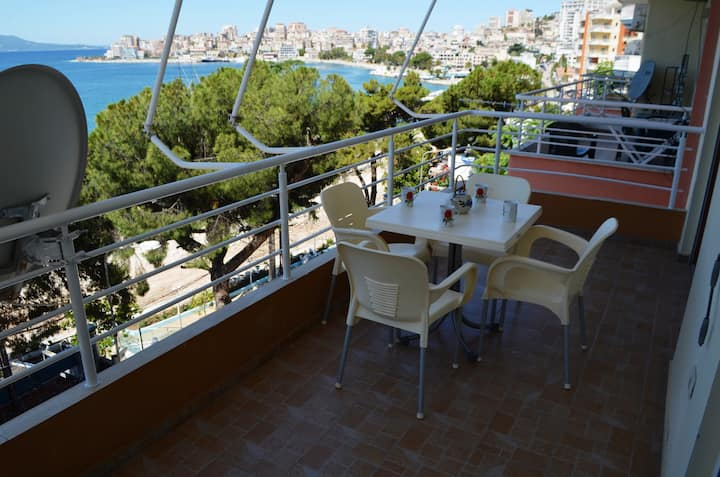 Holiday apartment  with sea view - 015