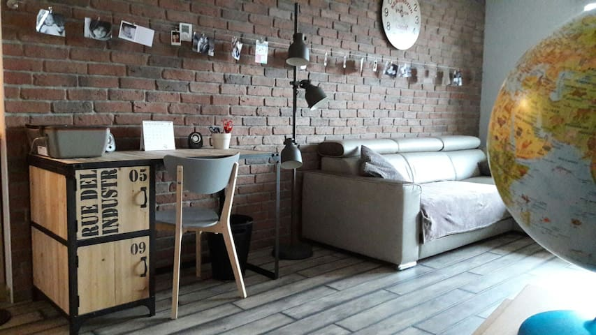 Tout confort aux portes de LYON - Sathonay-Village - Apartamento