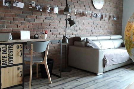 Tout confort aux portes de LYON - Sathonay-Village - Apartament