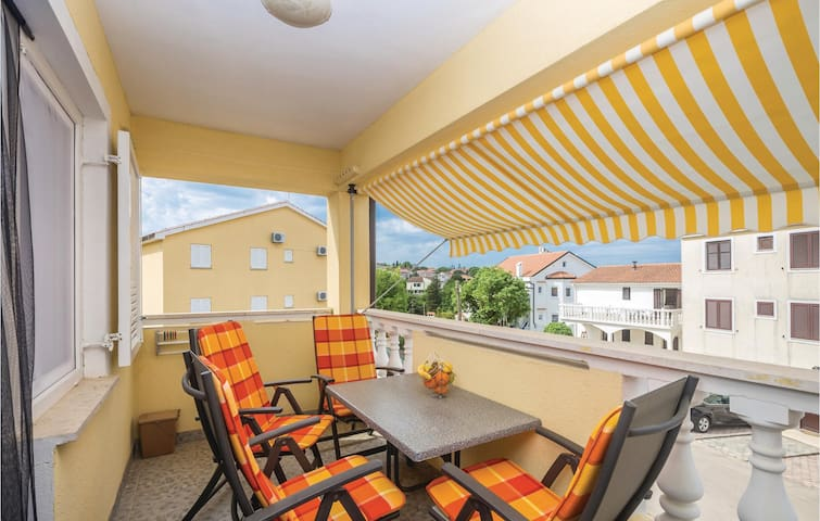Holiday apartment with 1 bedroom on 35m² in Malinska