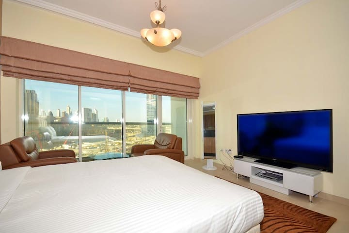 Amazing Studio Furnished Apartment - Dubaj - Apartament