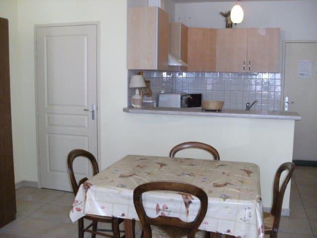 studio de 27 m2 à Lamalou les bains - Lamalou-les-Bains - Wohnung