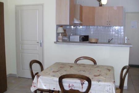 studio de 27 m2 à Lamalou les bains - Lamalou-les-Bains - Appartement