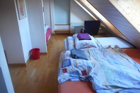 Zimmer mit maximal 5 Schlafplätzen - Madiswil - Rumah
