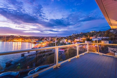 Unforgettable views + luxurious 3 bed/bath - St. John's - Hus