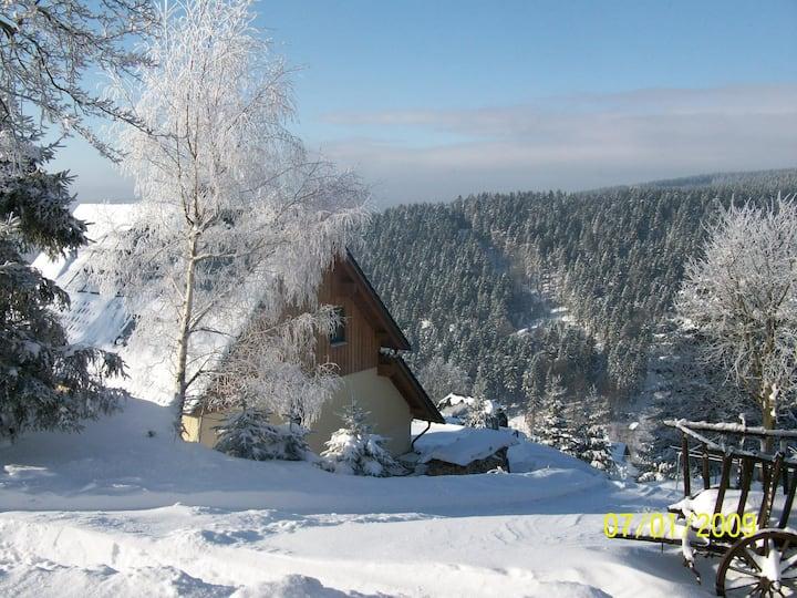 Ferienwohnung Familie Becher in Klingenthal