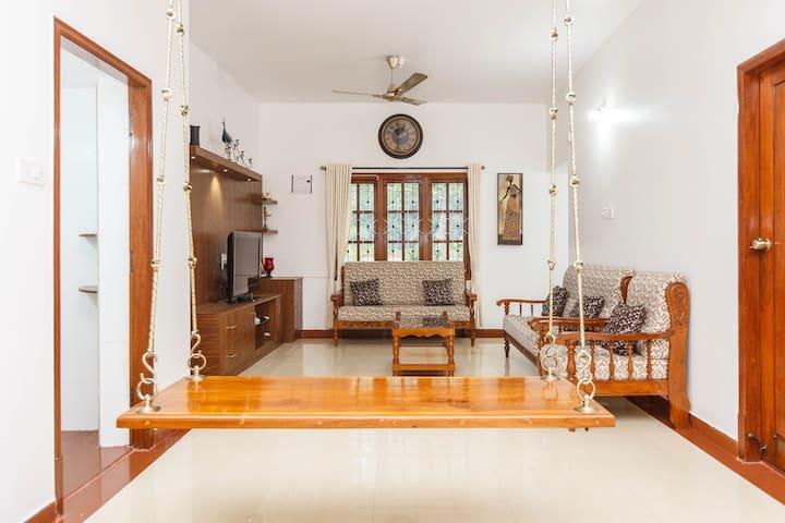 Luxurious & Quiet Home in Rajarajeshwari Nagar