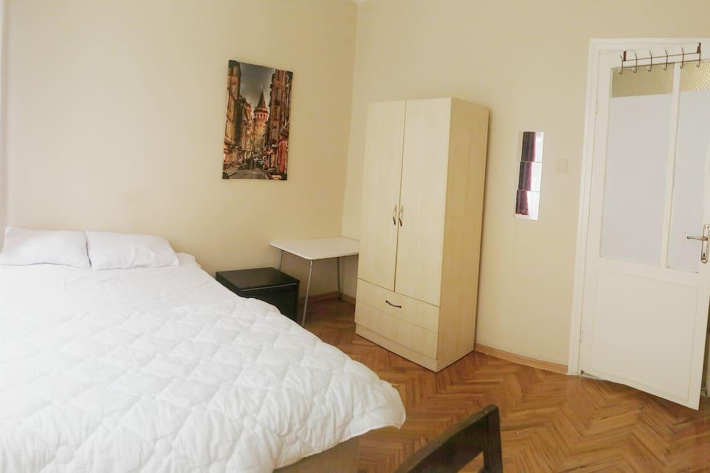 Your new room / Senin yeni odan